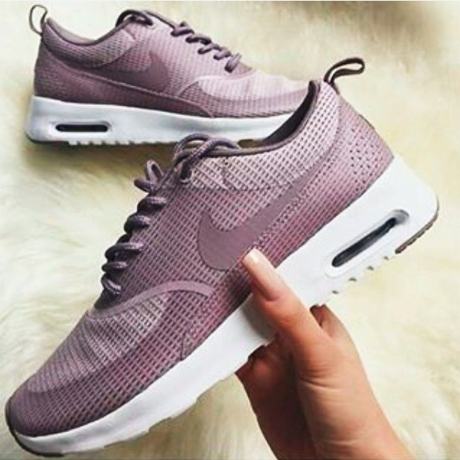 nike air max thea purple and white bedroom