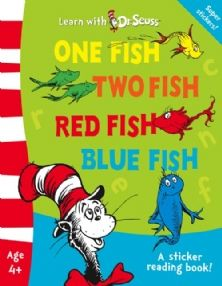 One Fish, Two Fish, Red Fish, Blue Fish, Dr. Seuss