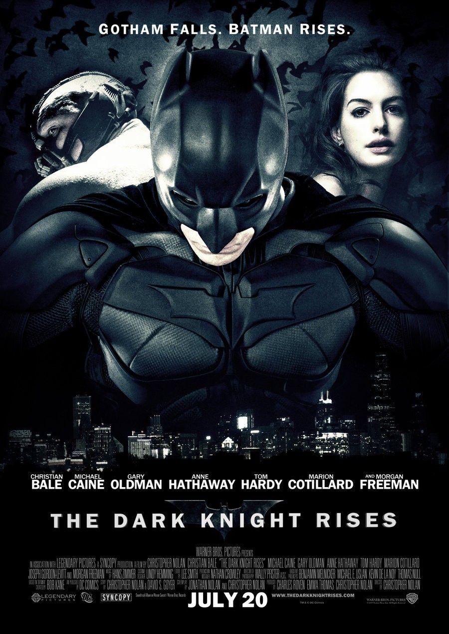The Dark Knight Rises imdb full cast | Hot Movie | The dark