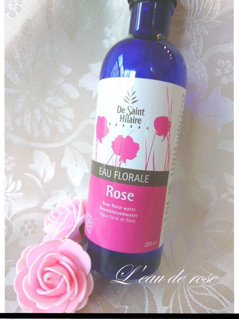 L'eau de rose et ses bienfaits   Eau de rose, Beauté et Produit beauté maison