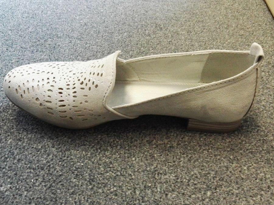 Neue Schuhe Einlaufen