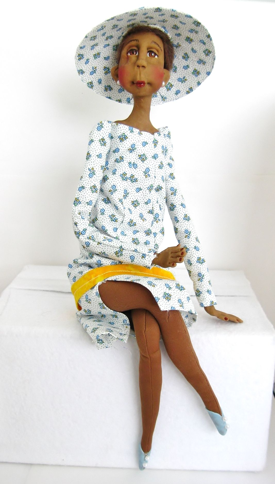 Ooak Handmade Doll