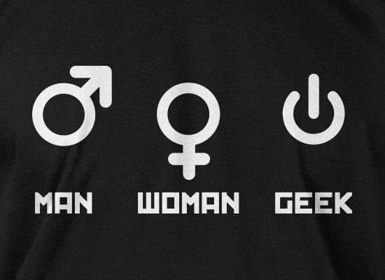 9da2c33c0 Computer Geek TShirt Funny Nerd Man Woman Geek by IceCreamTees, $14.99