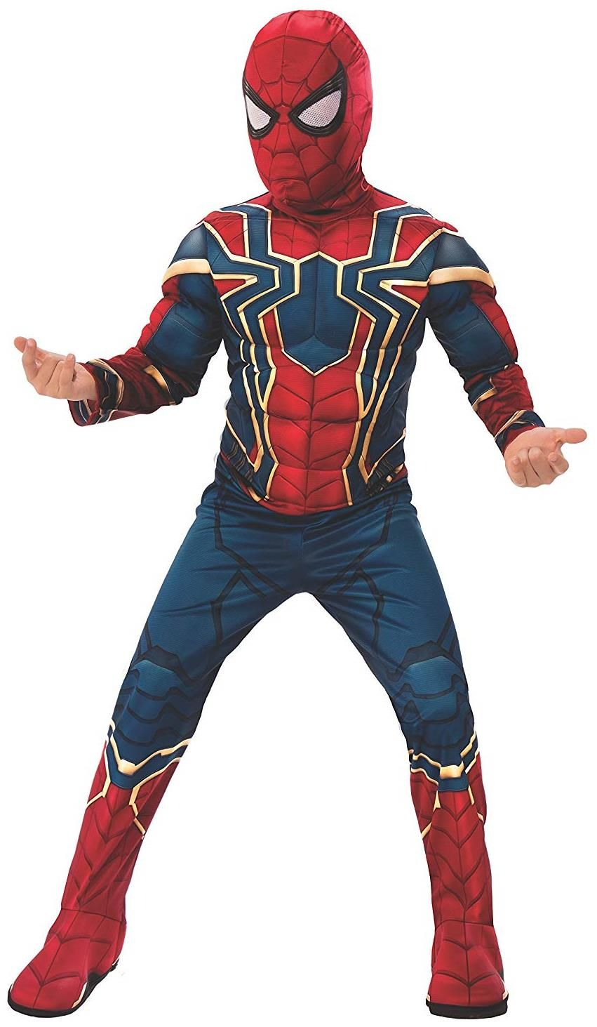 Marvel Avengers Infinity War Iron Spider Deluxe Child Costume