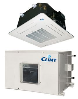 The Ducted And Wall Mounted Fan Coil Units As Well As The Water Cassette Of The Clint Range Are The Idea Fan Coil Unit Air Conditioning System Wall Mounted Fan