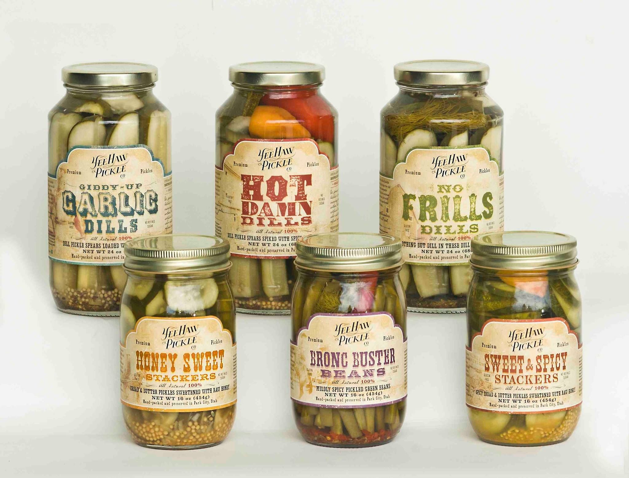 YeeHaw Pickle Sampler Giveaway