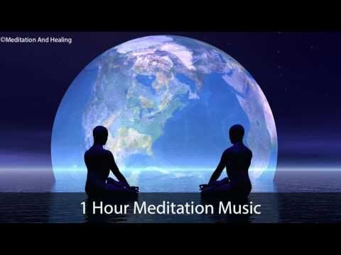 1 HOUR POSITIVE ENERGY MEDITATION MUSIC - CLEARING SUBCONSCIOUS