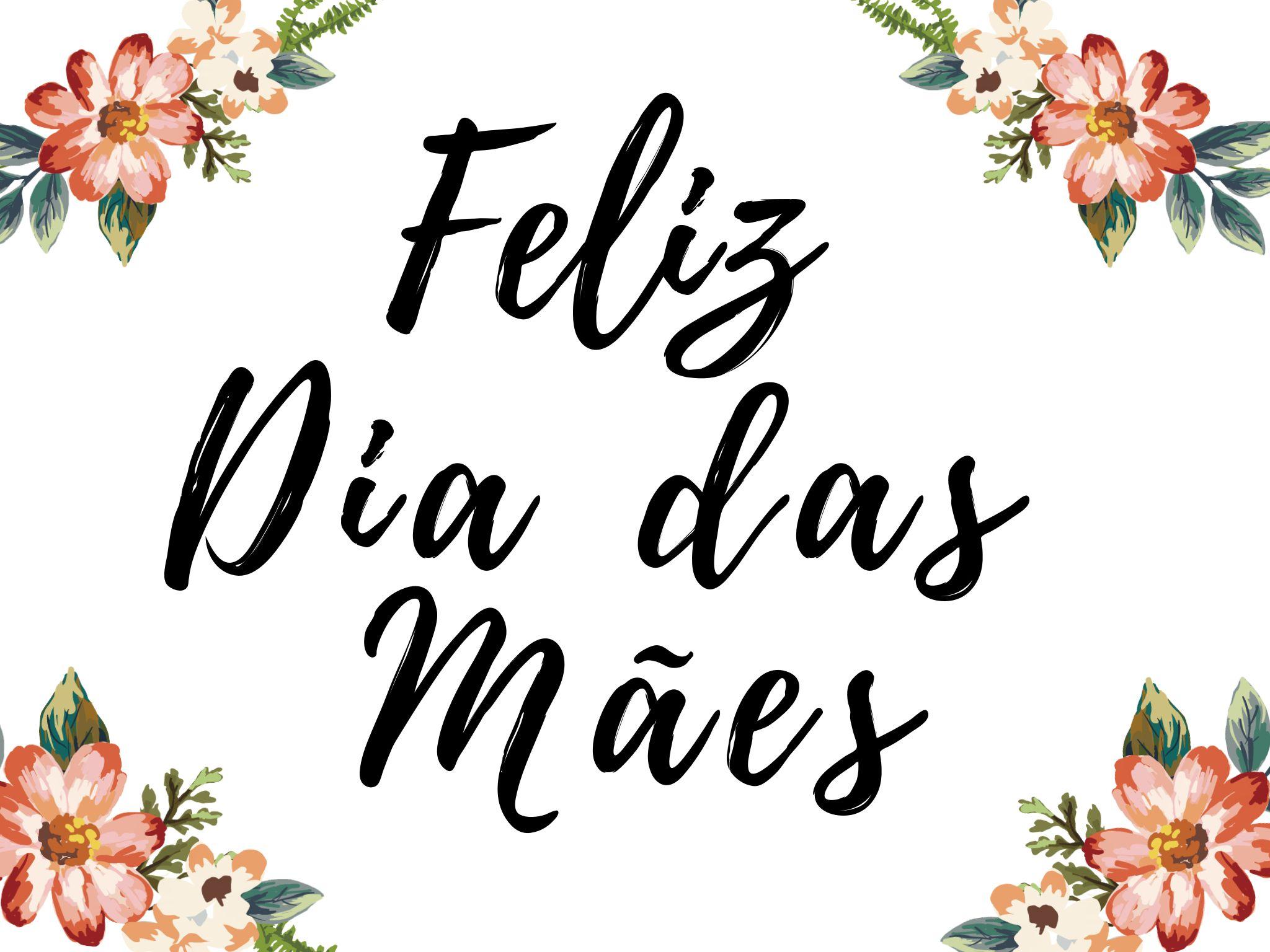 Cartao Dia Das Maes Card Cartao Diadasmaes Maes Amor