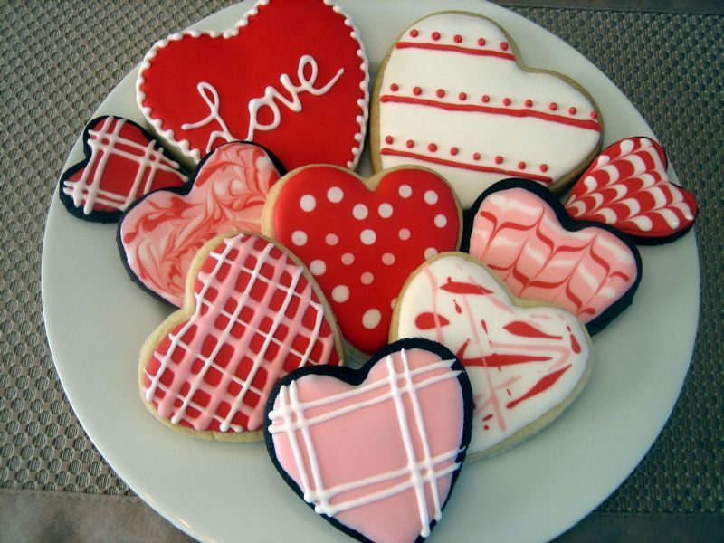 Easy recipes for valentine s day cookies