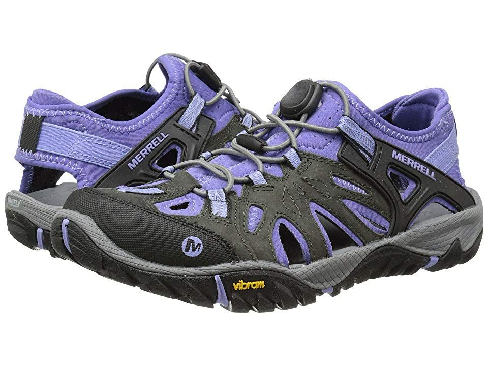 Merrell All Out Blaze Sieve Women's Shoes Castle Rock