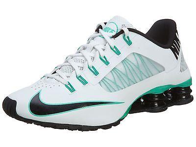 8b10e398922a Nike Shox Superfly R4 Mens 653480-103 White Menta Athletic Running Shoes Sz  10 ...