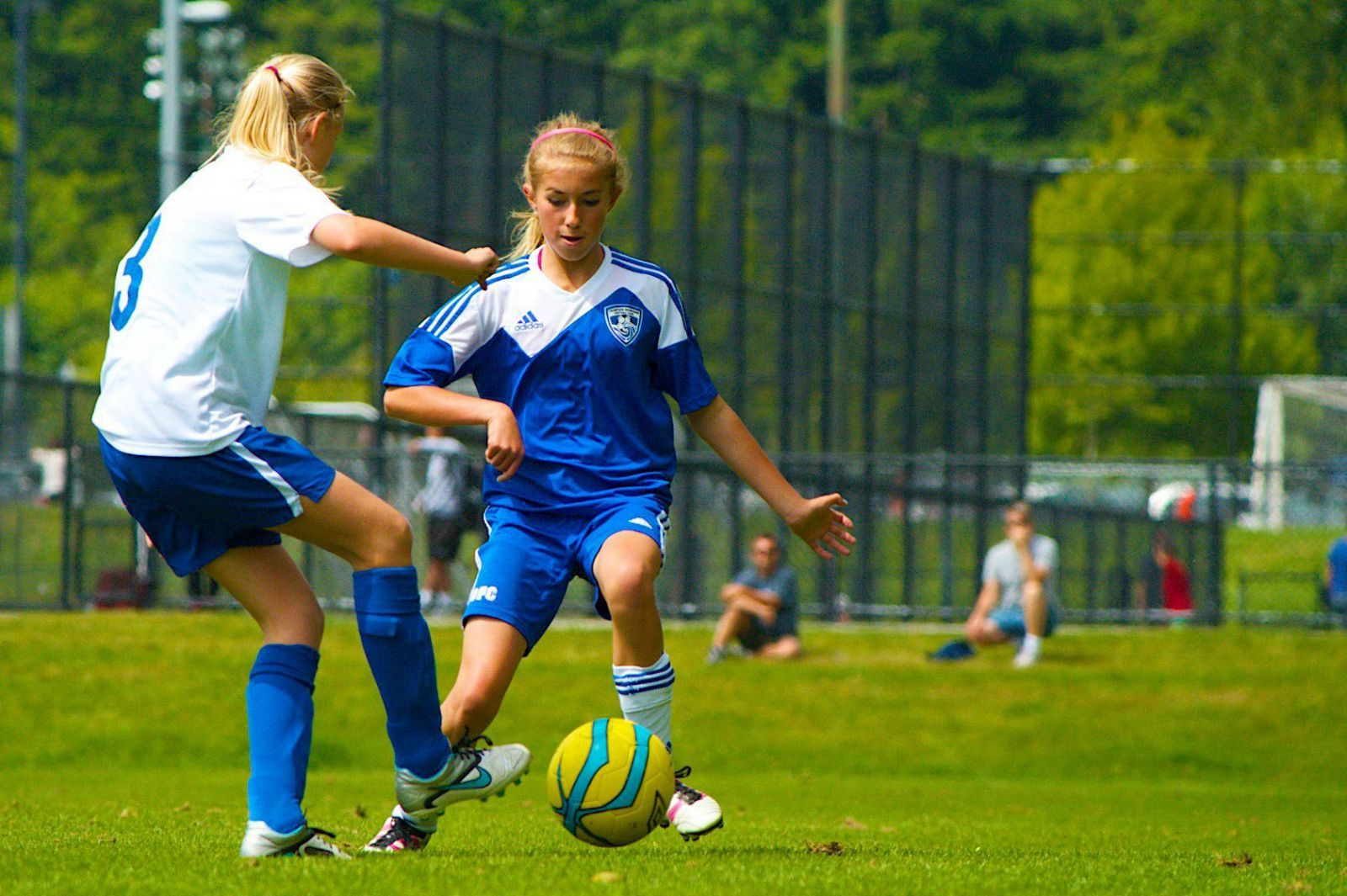 Michaela Jacobsen Football Club Football Sports