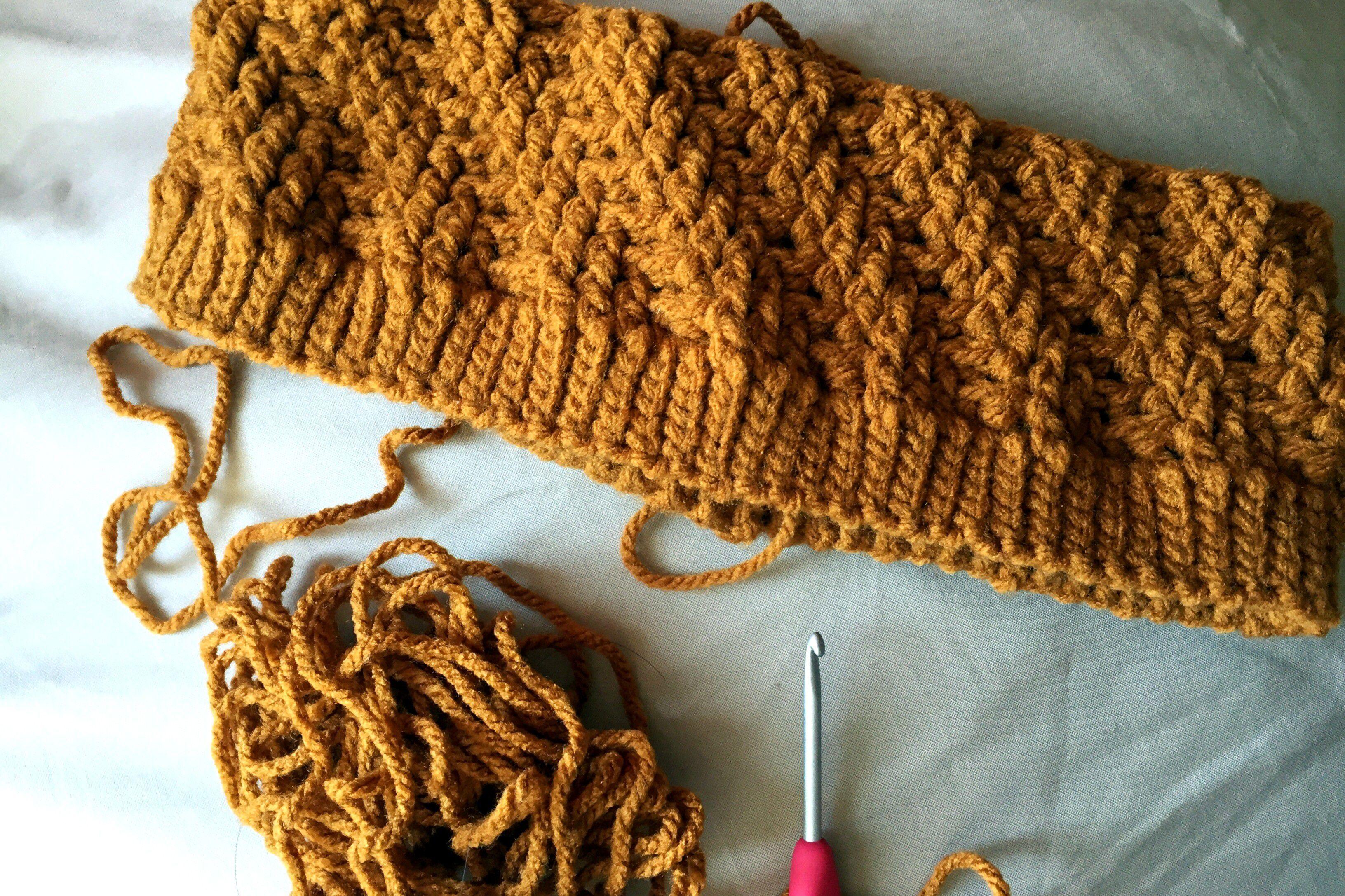 9 Free Crocheted Ear Warmer Patterns for Winter | Crochet ...