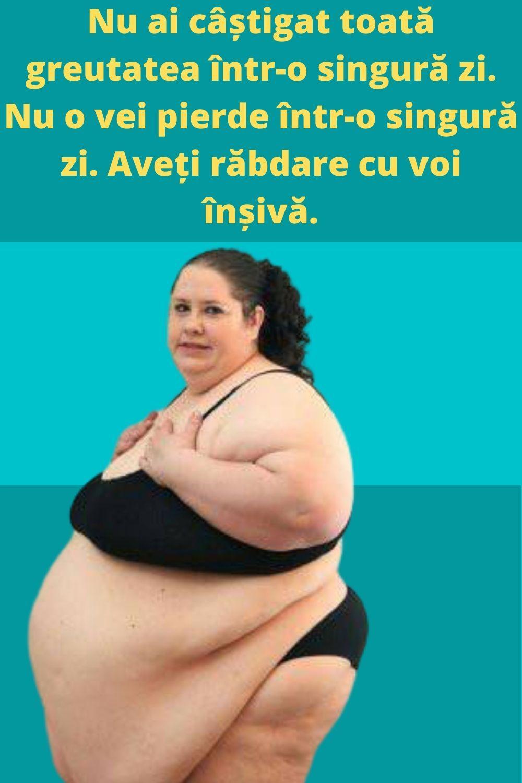 nu pierde în greutate)
