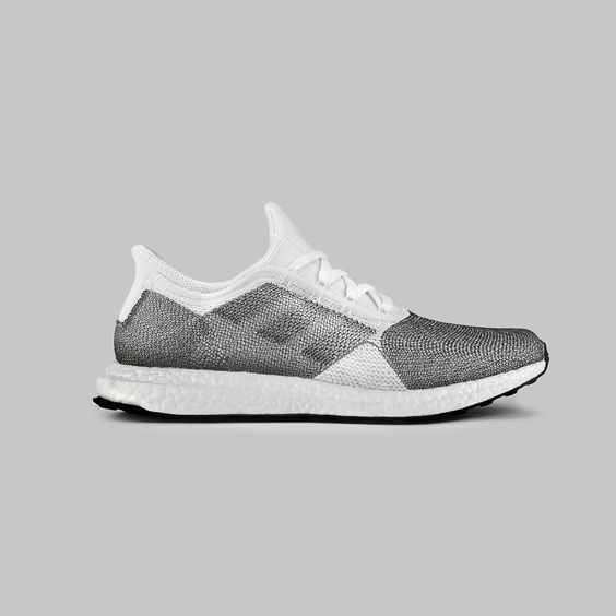Adidas New Ocean Plastic and 3D Printing Trainers for Eco-Friendly Runners  | Fish nets, Adidas and Shoe game