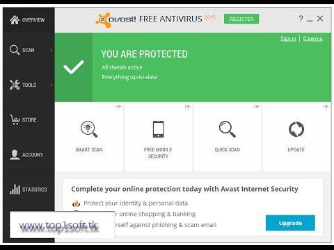 avast free antivirus scam
