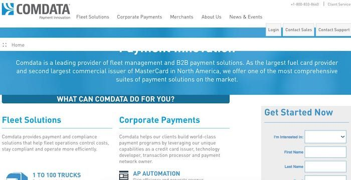 Comdata Sign Up Register For Cardholder Comdata Com With Images Signup Sign Up Page Client Service