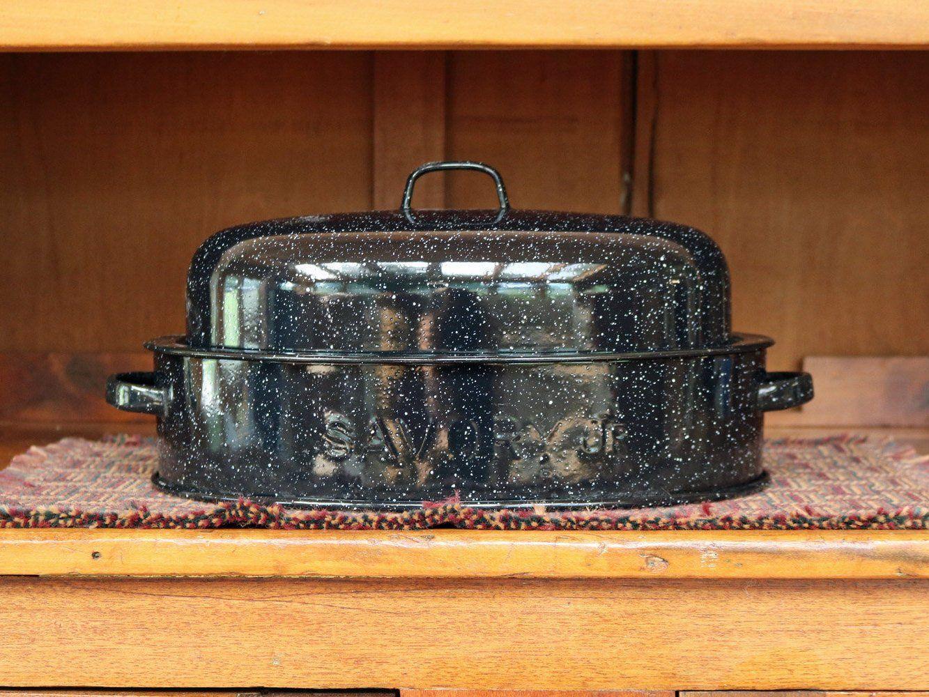 vintage lisk roaster for sale