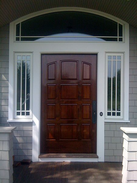 Owain Harris 12 Panel Mahogany Front Door Loving The Door Door Design Furniture Maker Dream House