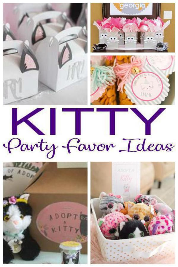 Kitty Party Favor Ideas | Kitty party, Party favour ideas and Favors