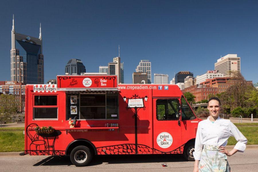 Crepe A Diem NFTA Nashville Food Truck Association