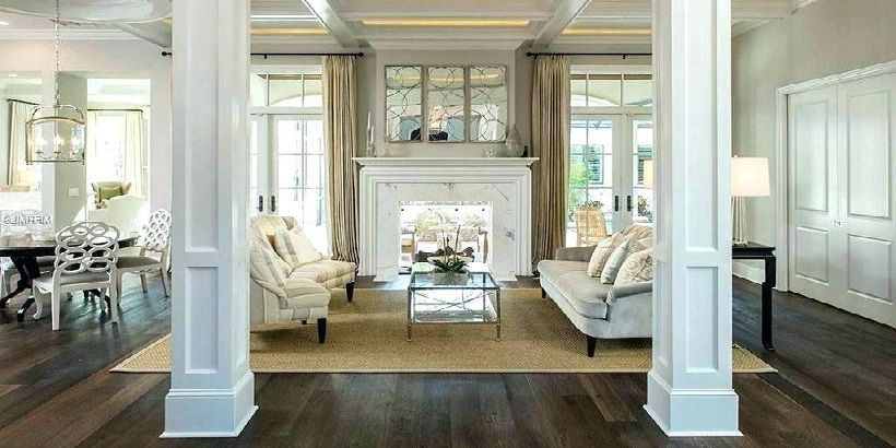Interior Columns For Homes With Images Interior Columns