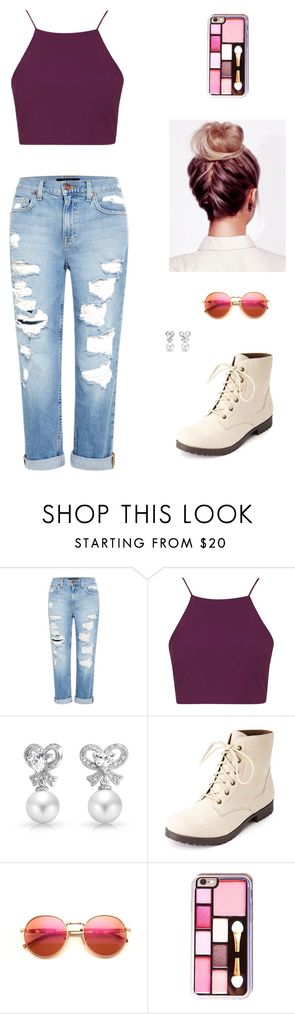 """""""uhhh"""" by emily-toelle ❤ liked on Polyvore featuring interior, interiors, interior design, home, home decor, interior decorating, Genetic Denim, Topshop, Bling Jewelry and Charlotte Russe"""