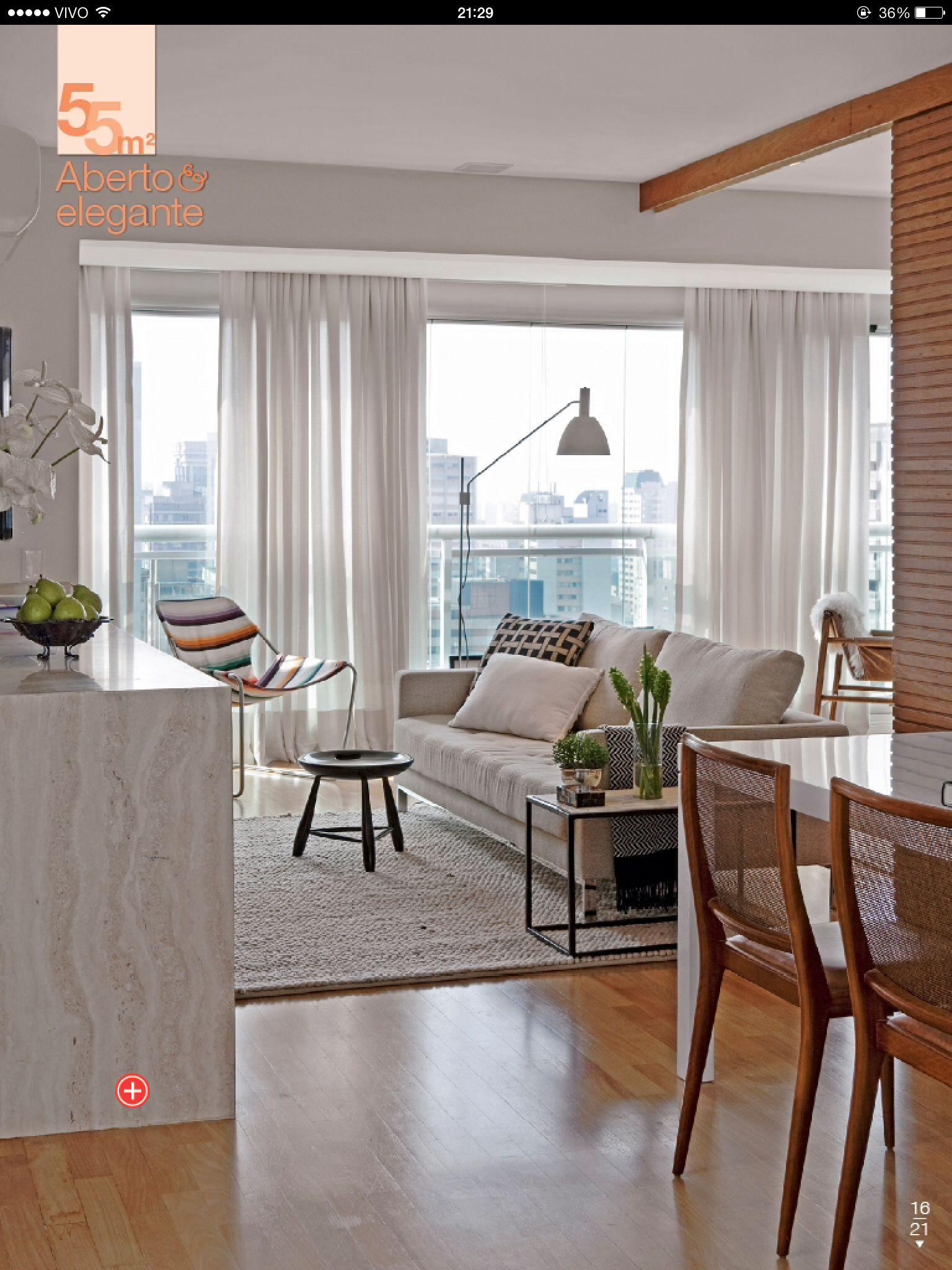 Casa Claudia   Salas   Pinterest