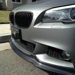 My BMW 535i - Silver Bullet - Dremeda