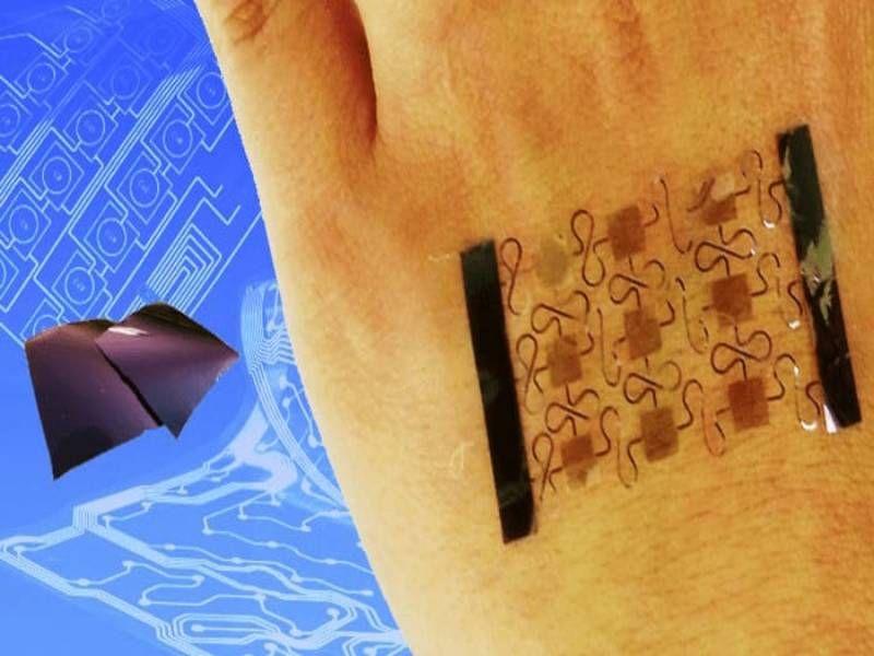 Flexible Electronics comes to India IIITH set to start