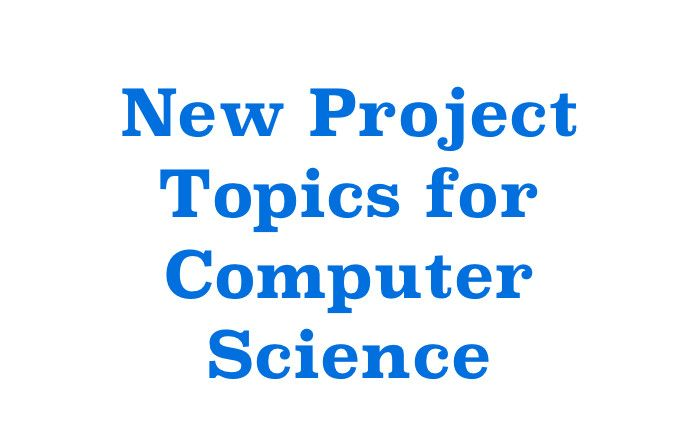 Interesting Computer Science Research Paper Topic Thesi Dissertation Project Learn Accounting Ideas Idea