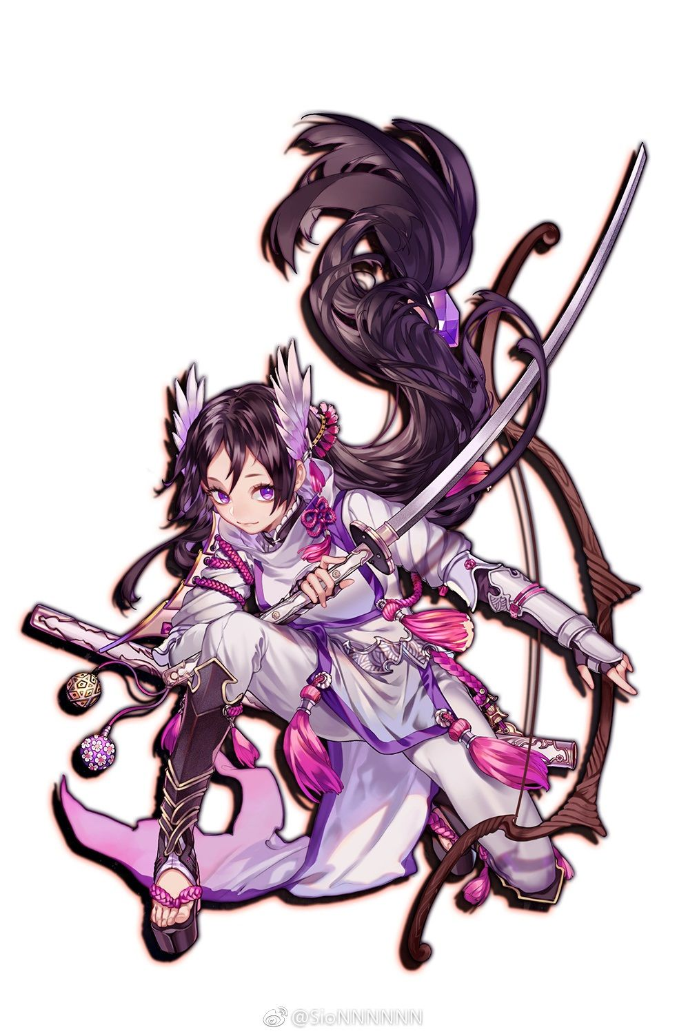 Pin By Nicholas Yan On Fgo Character Illustration Character Design Fate Stay Night Series