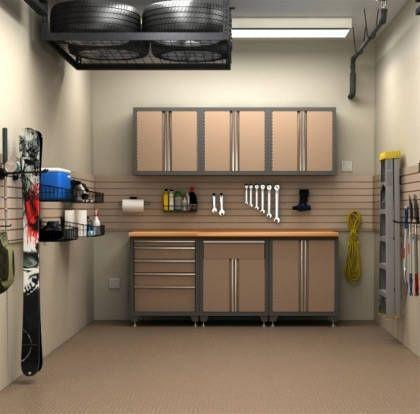 Newage Products Overhead Storage Rack Garage Interior Garage Organisation Garage Design Interior