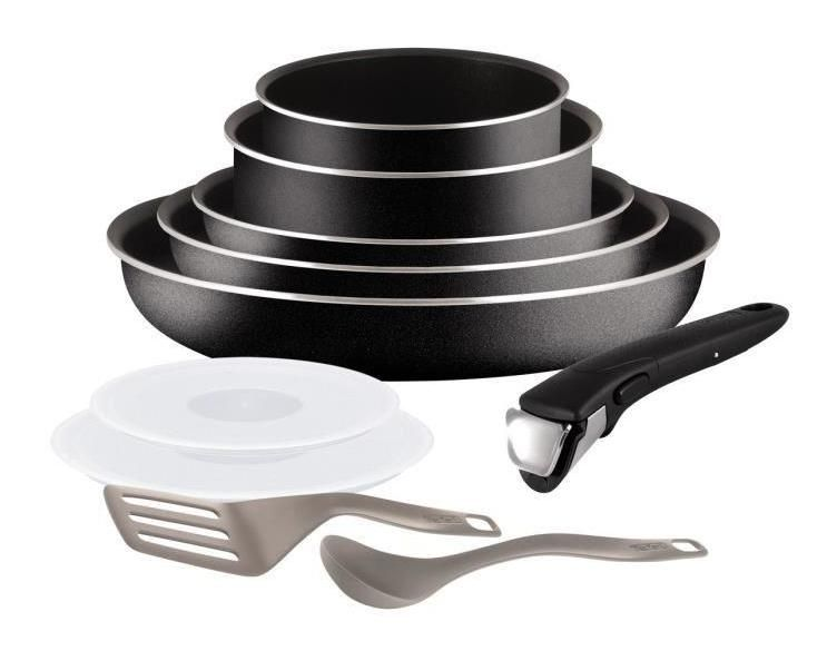 ... Tefal L6509902 Set de poêles et casseroles Ingenio 5 Expertise 11 Pièces