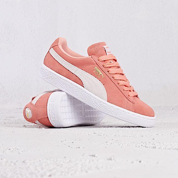 Puma-SUEDE CLASSIC WN'S-Pink-1417887