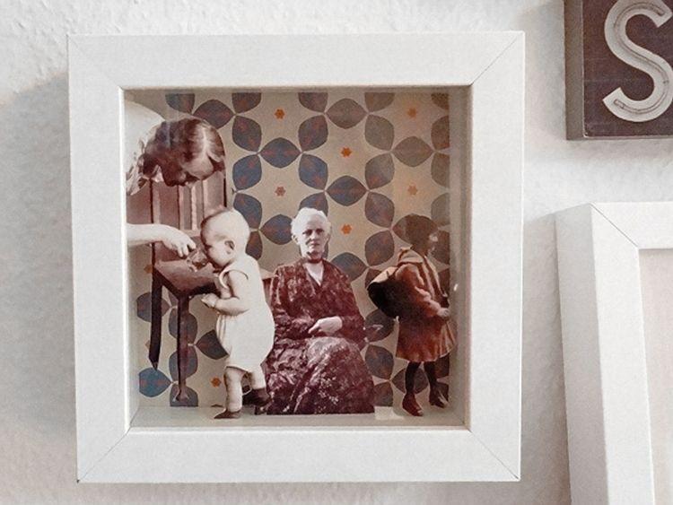 Tutoriales DIY: Cómo hacer un cuadro estilo pop-up vía DaWanda.com