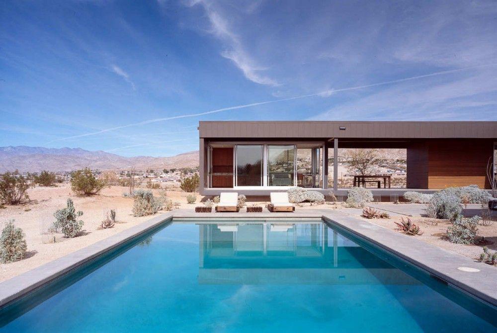 Desert House / Marmol Radziner