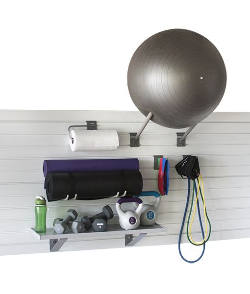 Home fitness kit in diy pinterest workout rooms