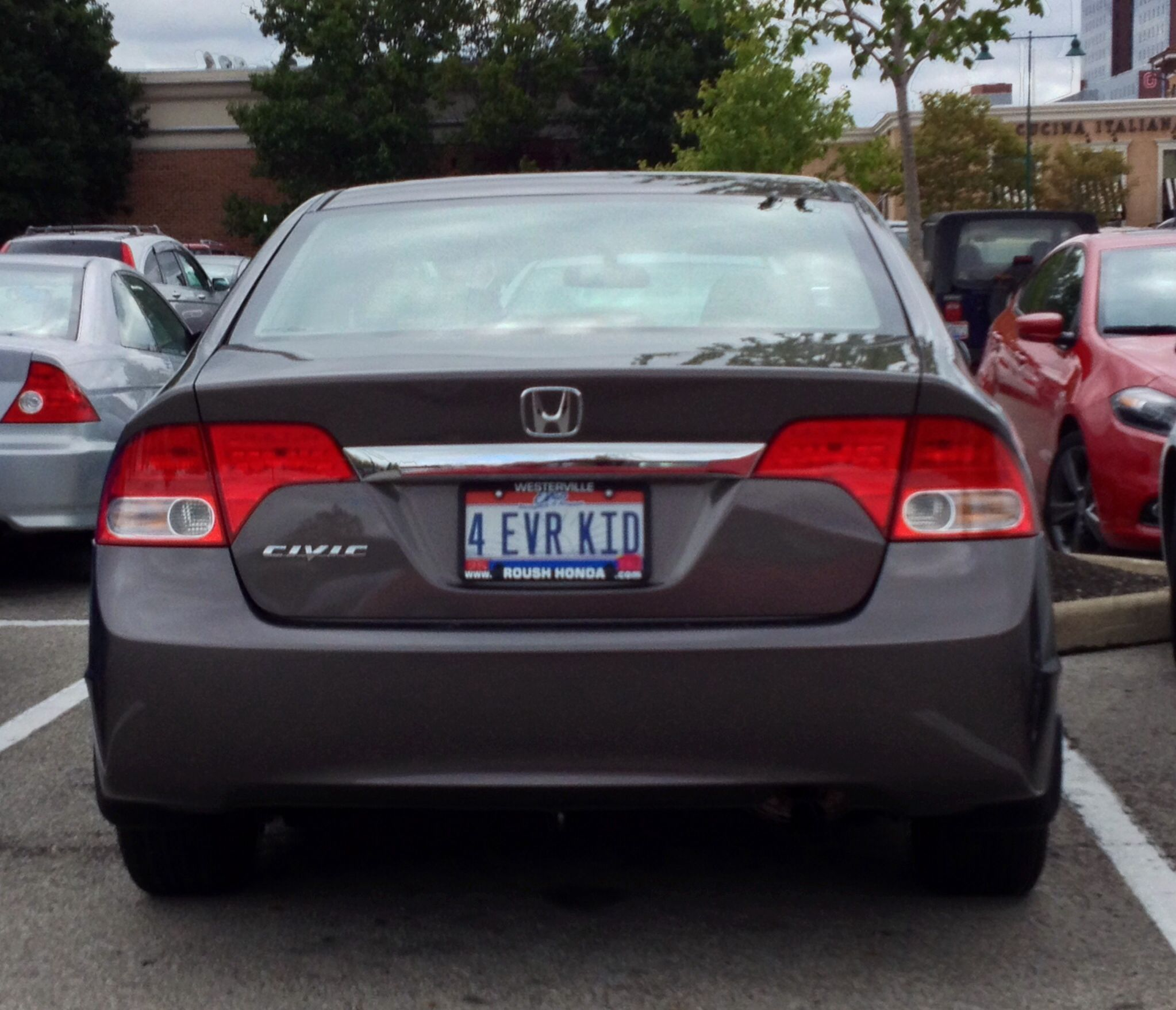 4 EVR KID | License Plates | Pinterest | More Vanity Plate Ideas