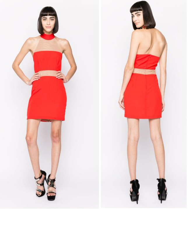 7bc9ca595f  Naven  neoncollection orange dress Available soon from  RedLetterBoutique  at www.redletterboutique.com
