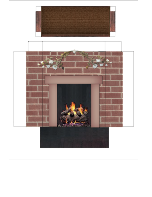 Phenomenal Fireplace 2 Printables Furniture Mini Rooms For Home Interior And Landscaping Mentranervesignezvosmurscom