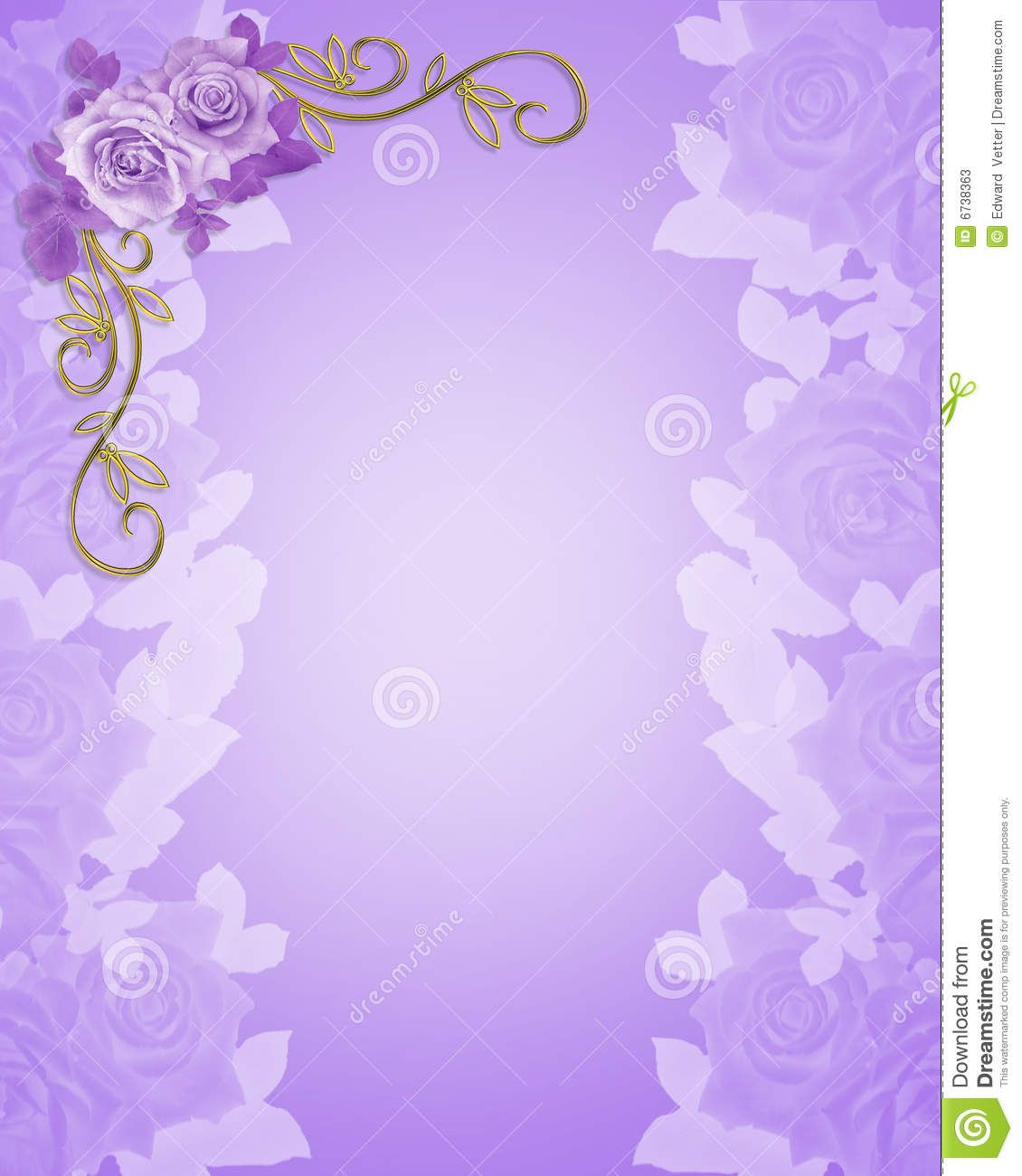 06a65c6c4ec8258688af81c87d5128e2 lavender background wedding wedding invitation border wedding,Lavender Wedding Invitation Templates
