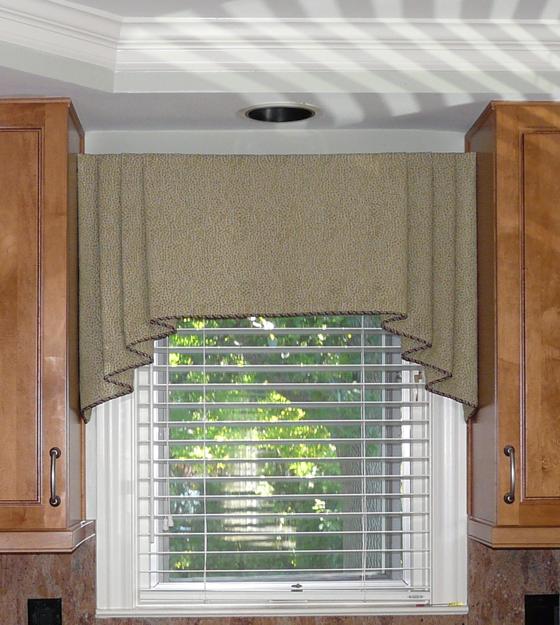 Modern Kitchen Curtains Valances: Stroke Modern Kitchen Curtains