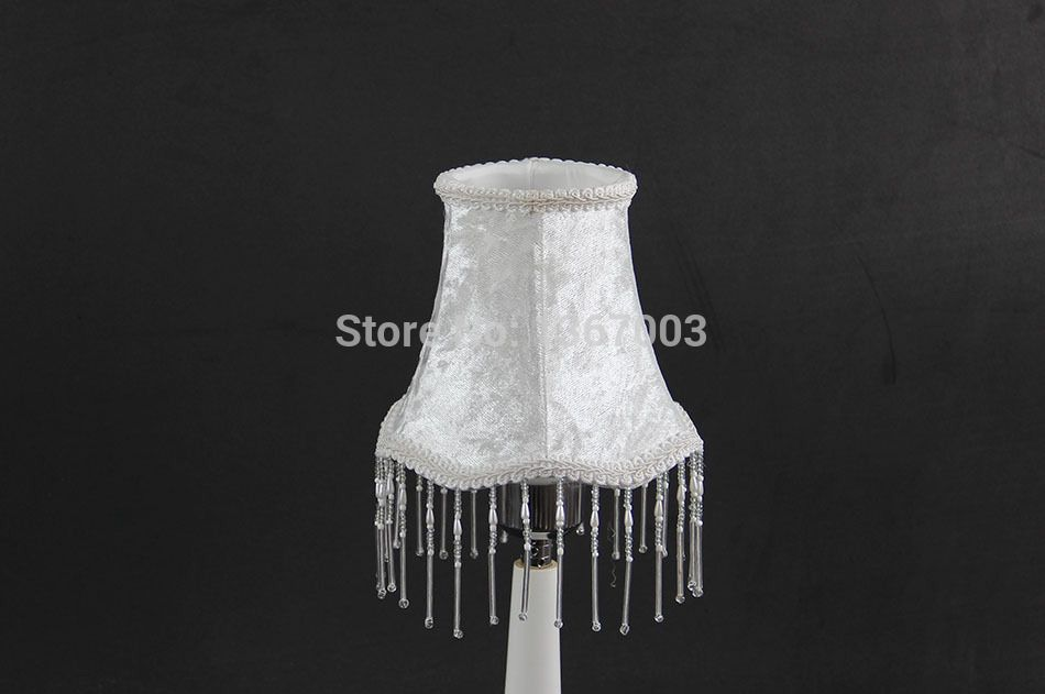 Cheap Lamp Shades Beauteous 155Cm Modern Flannel Chandelier Lampshade White Fabric Wall Light Inspiration Design