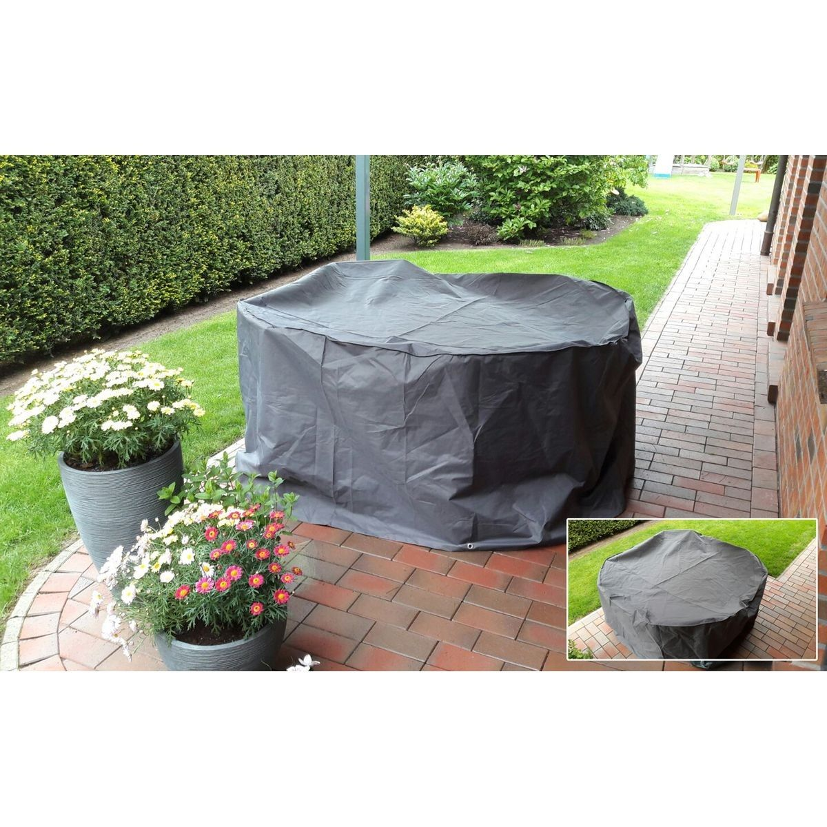 Schutzhulle Fur Gartenmobel Stapelstuhle Tisch Terrasse