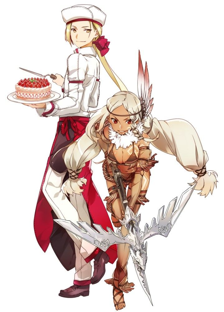Bravely Second - Amy Matchlock and Angelo W. Panettone