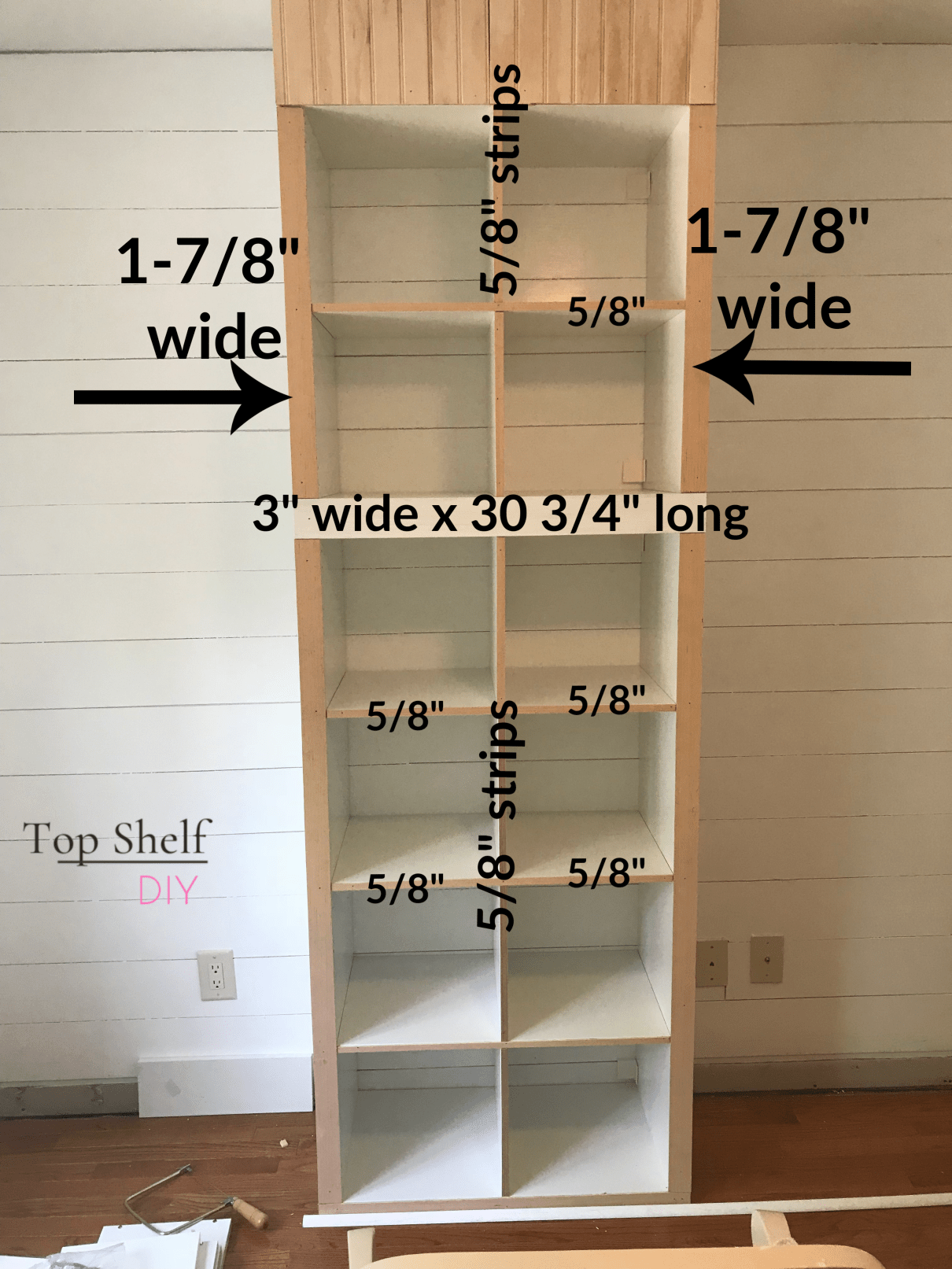 Kallax The Great 8 Feet Of Floor To Ceiling Storage For Less Than