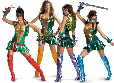 Sexy Halloween Costumes for Women Hottest Halloween Costumes For - hot halloween ideas