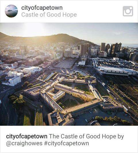Castle of Good Hope capetown africa