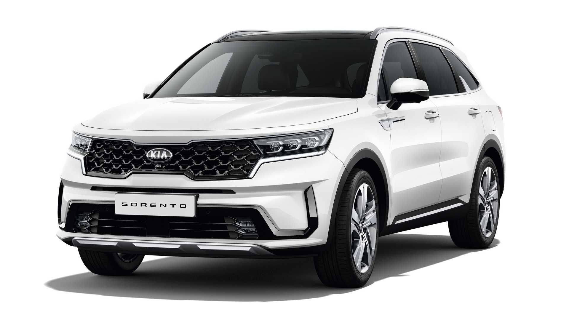 2021 Kia Sorento Revealed With More Style And Substance in